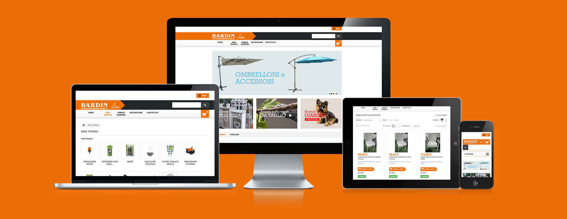 Bardin Shop Websolution Web Agency Treviso