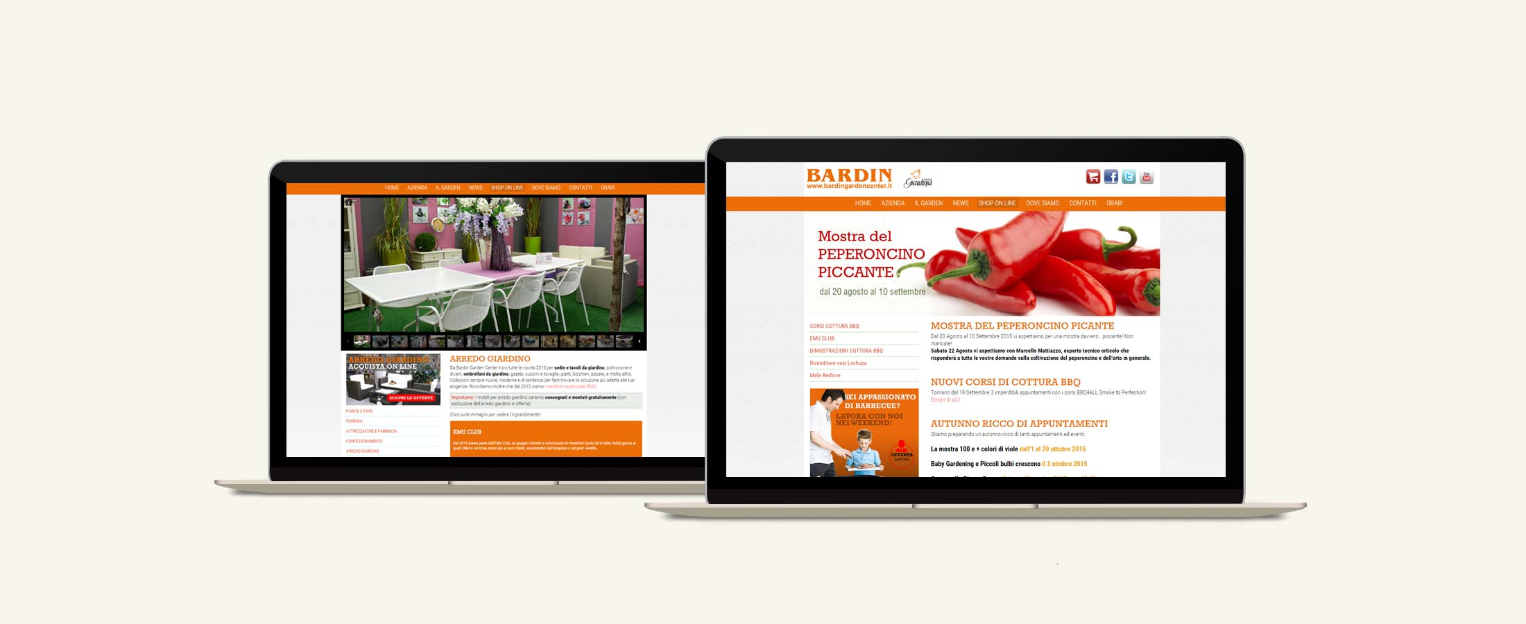 Bardin Shop Websolution Web Agency Treviso